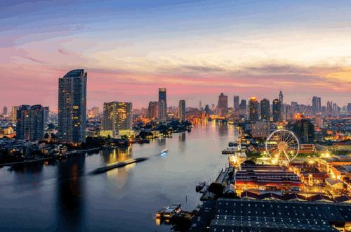 Tìm kiếm cơ hội từ đầu tư BĐS Thái Lan