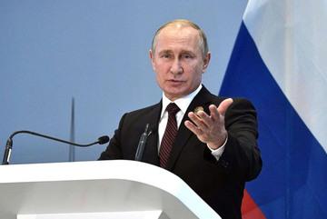 Tổng thống Putin bất ngờ khen ông Trump