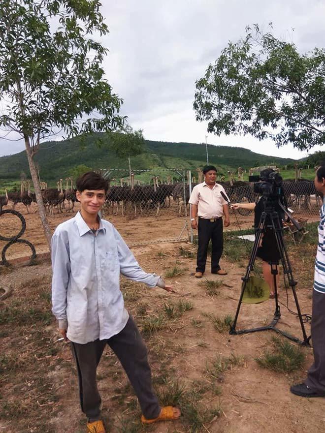 Sự thật MC điển trai của VTV nghỉ việc đi làm nông dân