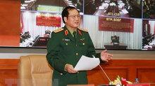 Thượng tướng Phương Minh Hòa bị kỷ luật cảnh cáo