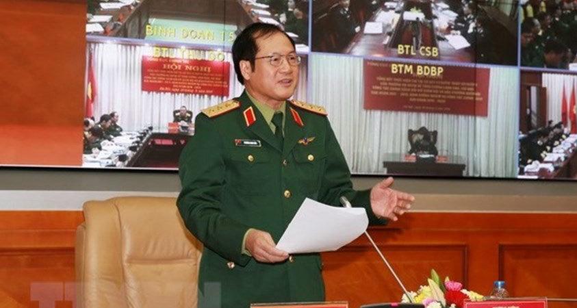 Bộ Quốc phòng,kỷ luật cán bộ,Phương Minh Hoà
