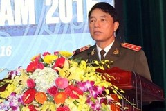 Thượng tướng Trần Việt Tân bị xóa tư cách Thứ trưởng Bộ Công an