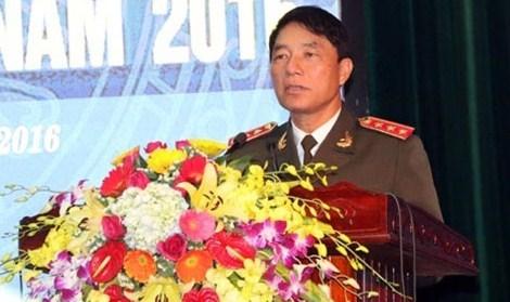 Trần Việt Tân,cách chức,Bộ Công an,Bộ Chính trị