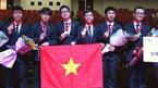 Việt Nam giành 2 HC Vàng, 2 HC Bạc Olympic Vật lý quốc tế năm 2018