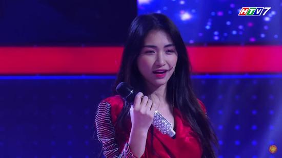 Hòa Minzy thua đau đớn vì cả tin gái đẹp ở Giọng ải giọng ai