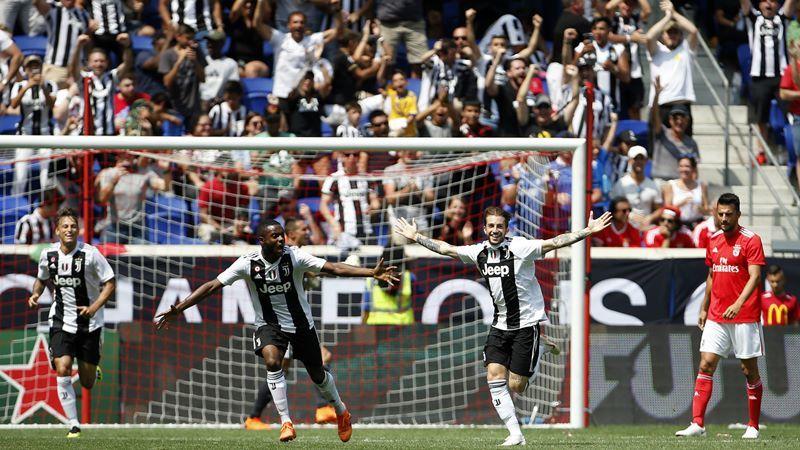 Juventus giành chiến thắng thứ 2 ở ICC 2018