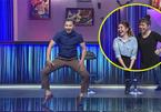 Việt Hương cười ngất vì chàng đầu bếp nhảy như đuông dừa