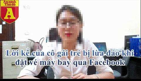 Cô gái trẻ mất trắng tiền đặt vé máy bay vì tin… 'đại lí' trên Facebook