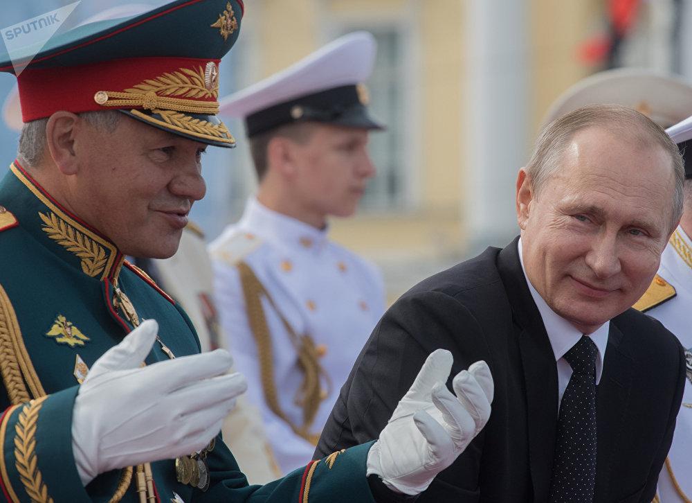Tổng thống Putin về quê nhà xem duyệt binh