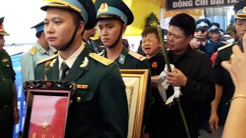 Clip lễ tang liệt sỹ Nam