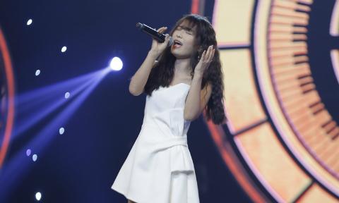 Han Sara hát tiếng Việt lưu loát hơn cả bà xã Trấn Thành