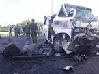Tai nạn 13 người chết: Người nhà chú rể kể phút xe khách tông xe container