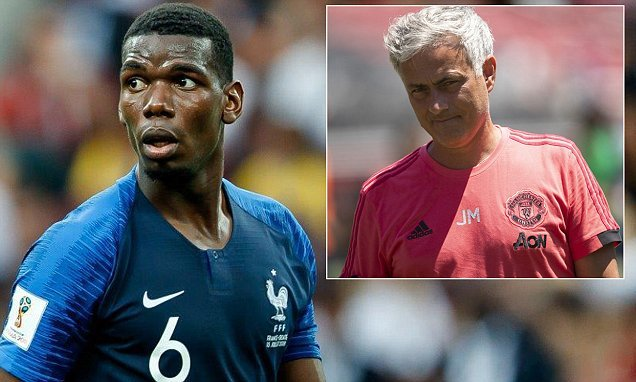 Mourinho cầu cứu Pogba, Lukaku sớm trở lại giúp MU