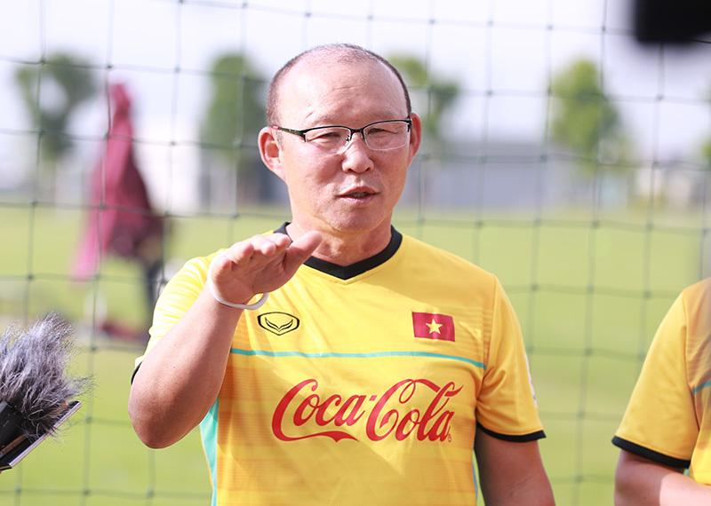 """HLV Park Hang Seo: """"Đừng bắt Olympic Việt Nam phải thắng giải giao hữu, rất mệt mỏi"""""""