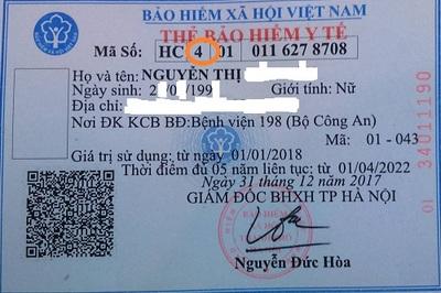 Người dân có thể tìm hiểu thông tin thời hạn sử dụng thẻ BHYT ở đâu?