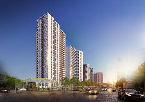 Hồng Hà Eco City ra mắt phân khu cao cấp Flower Garden