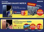 Galaxy Note 9 giá 28 triệu, mua điện thoại tặng Smart TV