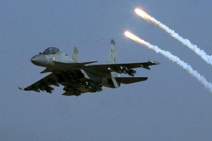 Tiêm kích Su-30,chiến cơ Nga,máy bay chiến đấu Nga,không quân Nga
