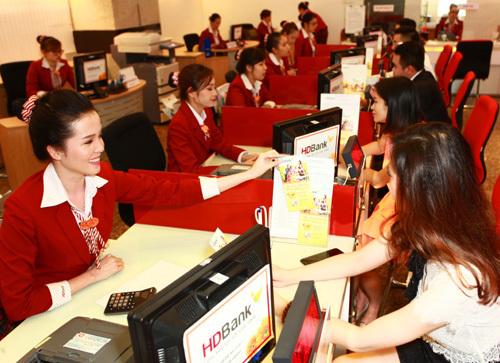 6 tháng đầu năm, HDBank đạt lợi nhuận 2.063 tỷ đồng
