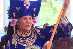 Chuỗi chương trình tôn vinh Tín ngưỡng thờ Mẫu tại điện Phúc Lộc Linh