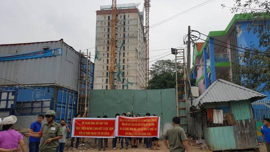 Nhà ở xã hội,bảo lãnh ngân hàng,dự án Tân Bình Apartment,xử phạt vi phạm hành chính