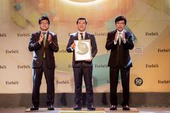 Vinamilk tiếp tục vào top công ty niêm yết tốt nhất VN