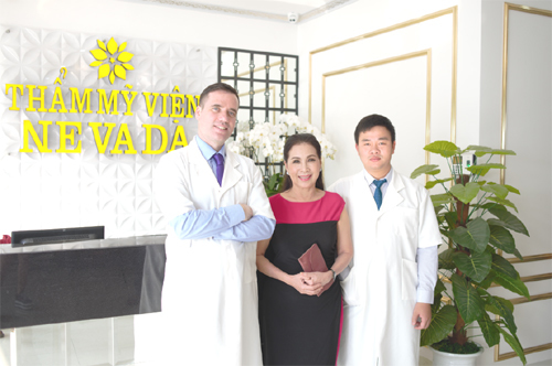 TMV Nevada - địa chỉ làm đẹp được lòng sao Việt
