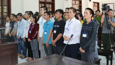 20 người gây rối ở Đồng Nai lĩnh án tù