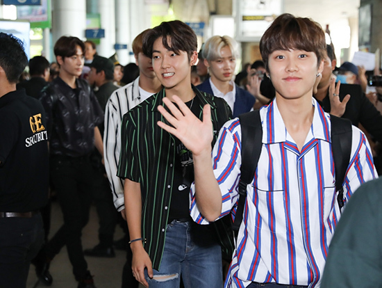 Nhóm nhạc EXID gây náo loạn sân bay trong lần thứ 5 trở lại Việt Nam