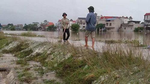 chết đuối,Hà Nội,đuối nước,mưa lũ