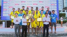 Sanest Khánh Hòa vô địch giải bóng đá bãi biển QG 2018