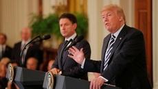 Ông Trump tuyên bố sẵn sàng gặp Tổng thống Iran