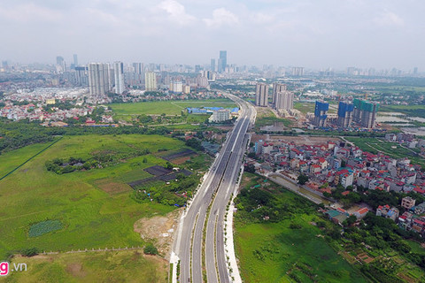 Đề nghị Hà Nội tạm dừng dùng quỹ đất thanh toán các dự án BT