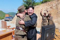 Triều Tiên lại chế tên lửa mới?