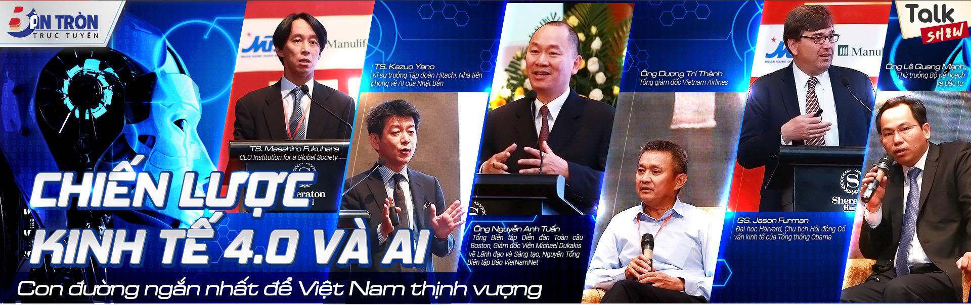kinh tế trí tuệ nhân tạo,AI,Kinh tế 4.0,Cách mạng công nghiệp 4.0