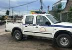 Tài xế xe container Sài Gòn ngỡ ngàng thấy xe bị vặt trụi vứt ở Bình Dương