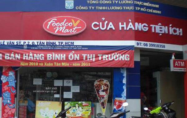 Loạt UBND Quận ở TP. Hồ Chí Minh dính nợ xấu với DN lương thực