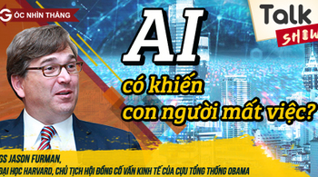 Việt Nam sẽ là đầu tàu kinh tế trí tuệ nhân tạo ở ASEAN