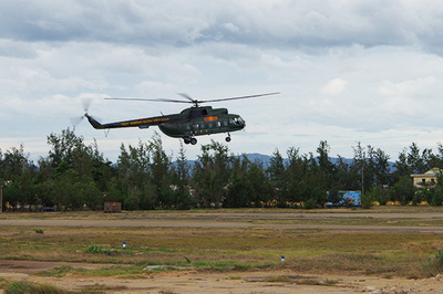 Bộ Quốc phòng thành lập trung đoàn huấn luyện trực thăng