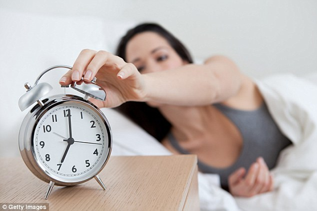 Đây là lý do bạn nên thức dậy lúc 6h sáng và quan hệ tình dục vào 10h tối