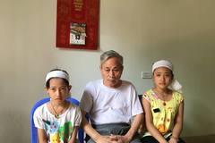 Xót xa hai đứa trẻ mồ côi cả cha lẫn mẹ do tai nạn giao thông
