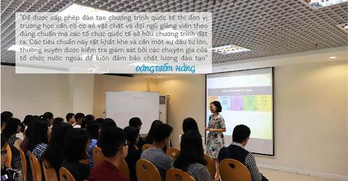 Học Quản trị khách sạn chuẩn quốc tế ở CHM
