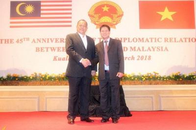Chính phủ mới của Malaysia rất coi trọng quan hệ với Việt Nam