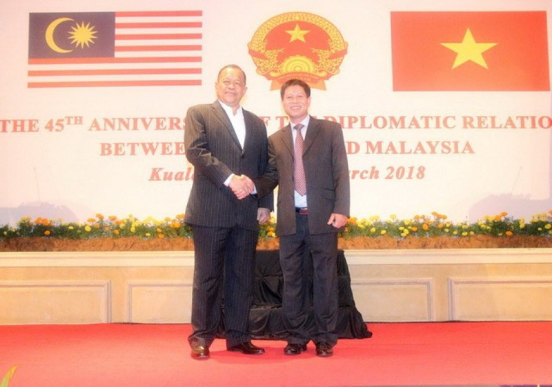 Malaysia,quan hệ Việt Nam - Malaysia