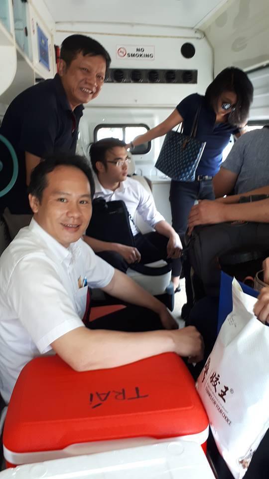 Kỳ tích chuyển tạng của Việt Nam, được ưu tiên ngồi hạng thương gia