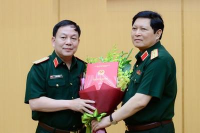 Ông Lê Đăng Dũng nhận nhiệm vụ Chủ tịch kiêm TGĐ Tập đoàn Viettel