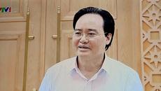 Bộ trưởng Phùng Xuân Nhạ:Đề thi THPT quốc gia chưa đạt yêu cầu