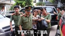 Khám nhà cán bộ Sở Giáo dục Sơn La vụ 'phù phép' điểm thi