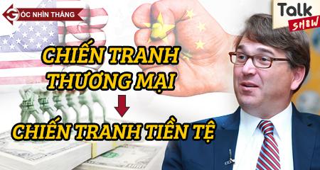 Cuộc chiến thương mại Mỹ-Trung: Các bên đều sẽ thua