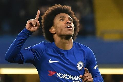 Top 10 bàn thắng của Willian ở Chelsea